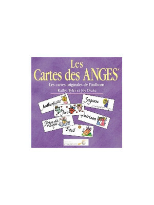 Cartes des Anges Findhorn