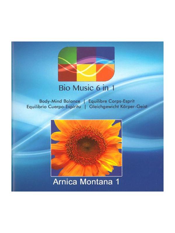 Bio music One Arnica Montana 1